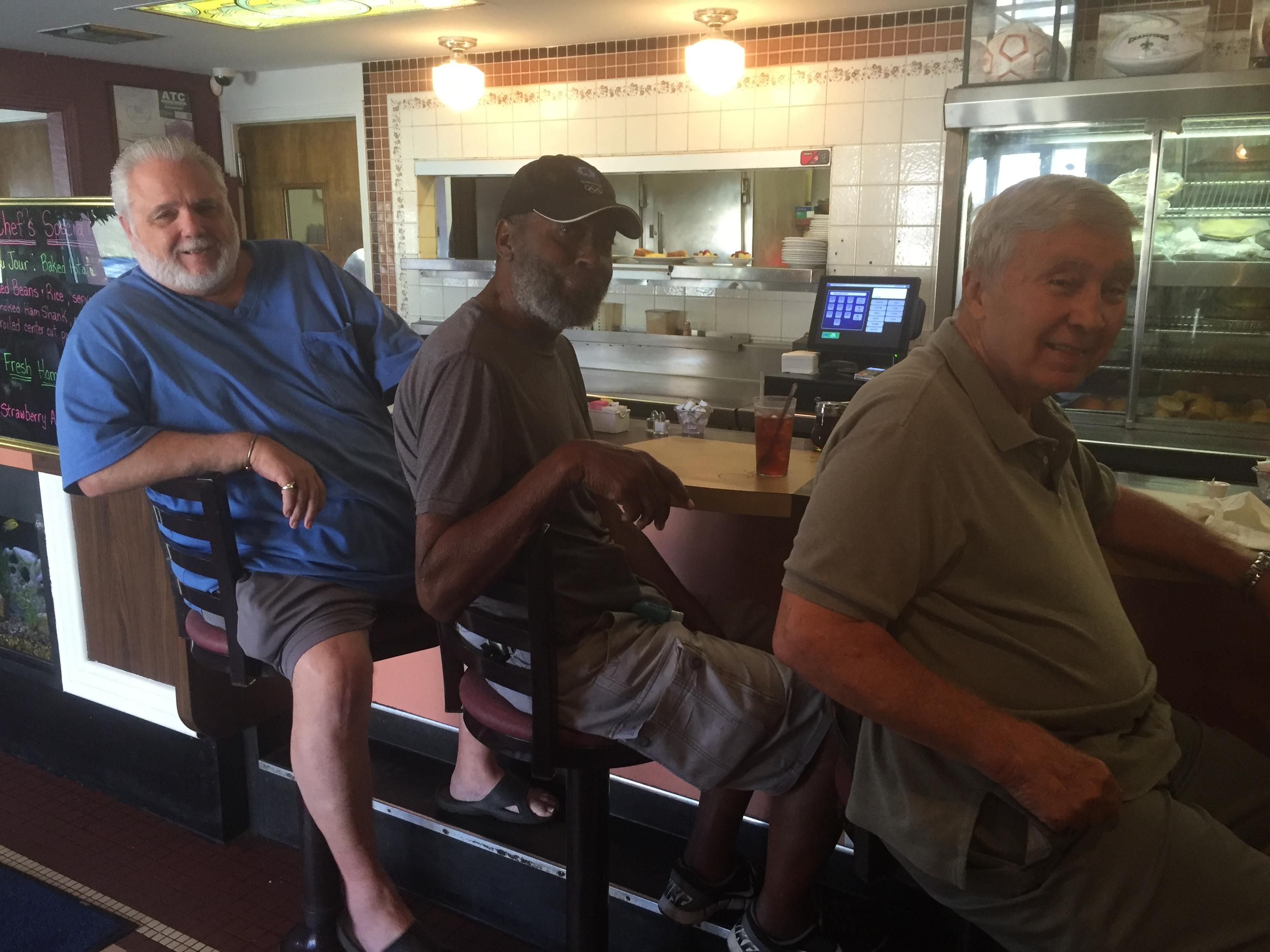 three-muskateers